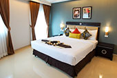 President Suite for 2 persons (91 sqm.)